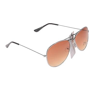 Hatstar Pilotenbrille Verspiegelt Fliegerbrille Sonnenbrille Pornobrille Brille mit Federscharnier (92 lQ4xLwm