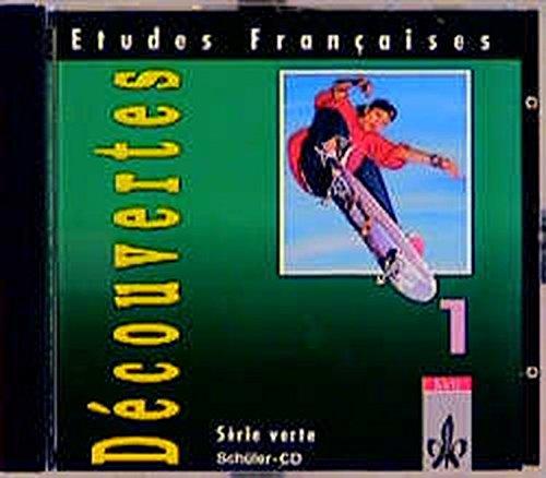 Etudes Françaises - Découvertes 1: Etudes Francaises, Decouvertes, Serie verte, 1 Audio-CD zum Schülerbuch