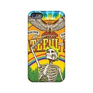 Anti-Scratch Hard Phone Case For Apple Iphone 6plus With Unique Design Trendy Grateful Dead Image JacquieWasylnuk