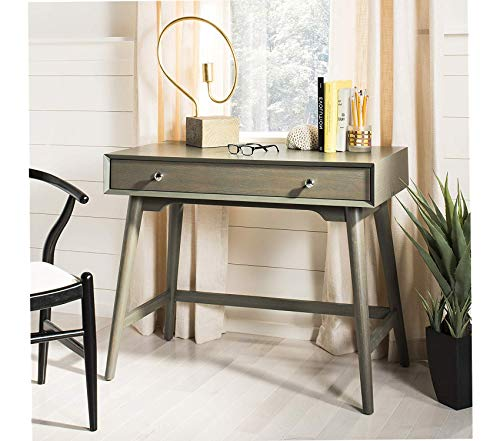 Sаfаviеh Home Collection Dalit Writing Desk Grey ()