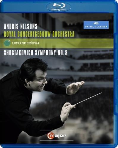 Andris Nelsons - Lucerne Festival: Shostakovich Symphony No. 8 (Blu-ray)