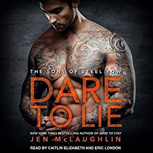 Dare to Lie Audiobook