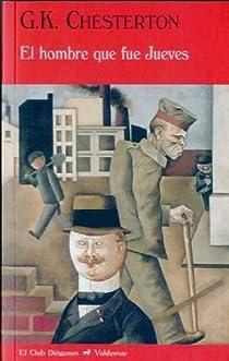 El hombre que fue Jueves par Chesterton