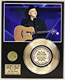 #8: Garth Brooks Laser Etched With the the Lyrics to