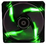 BitFenix BFF-BLF-23030G-RP Spectre 230mm LED Case Fan, Green
