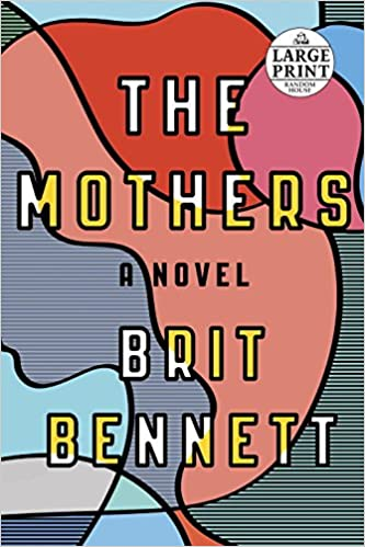 The mothers a novel random house large print brit bennett the mothers a novel random house large print brit bennett 9781524709860 amazon books fandeluxe Image collections
