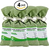 4-Pack Great Value SG Bamboo Charcoal Deodorizer Bag - Best Reviews Guide