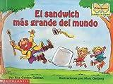 El Sandwich Mas Grande, Jamas, Rita Golden Gelman, 0590408844