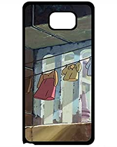 April F. Hedgehog's Shop 2015 3532728ZC965963581NOTE5 New Premium The Secret World Of Arrietty Skin Case Cover Excellent Fitted For Samsung Galaxy Note 5