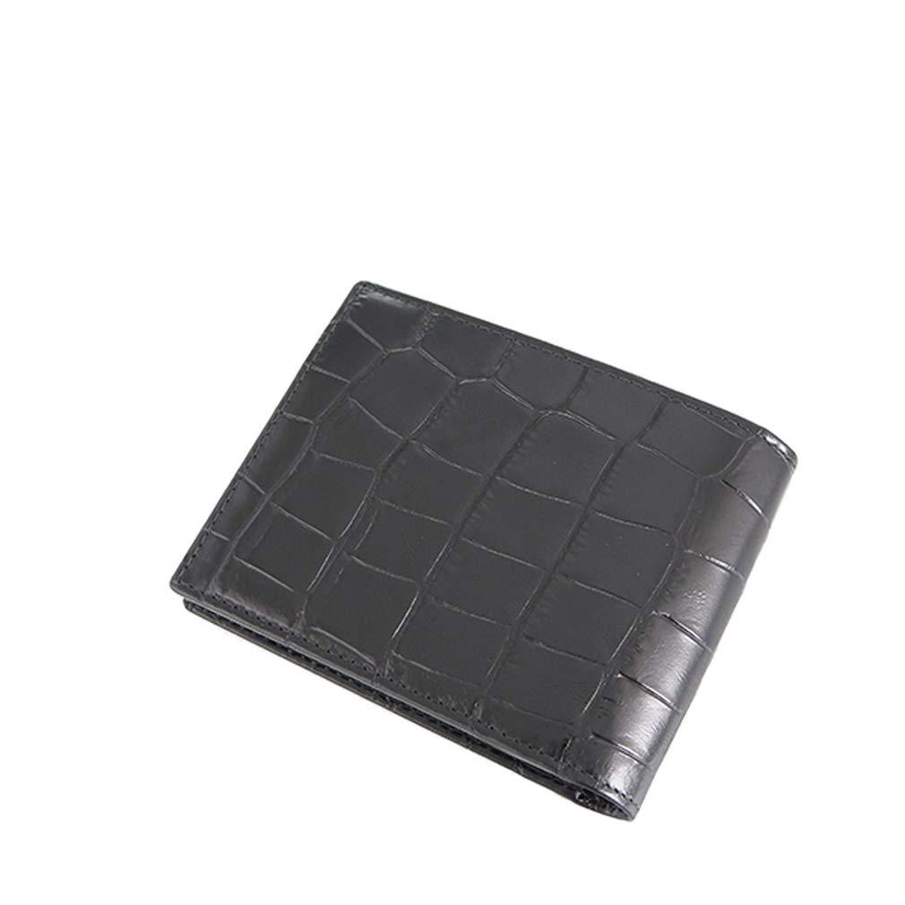 エッティンガー ETTINGER 短財布 メンズ CC141J-EBONY ブラック[sw] B07K9L217Z