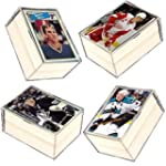 400 Card NHL Hockey Gift Set - w/ Sup...