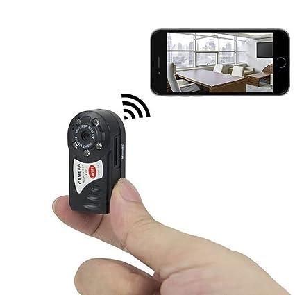 tangmi Mini P2P WIFI IP de cámara HD DVR Cámara Espía Oculta de vídeo dispositivo Interior