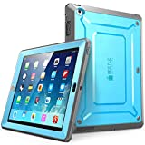 iPad 4 Case, SUPCASE [Heavy Duty] Apple iPad Case [Unicorn Beetle PRO Series] Full-body Rugged Hybrid Protective Case Cover with Screen Protector for the New iPad 3rd and 4th Generation(Blue/Black)
