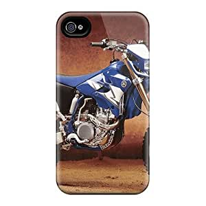 Faddish Phone Motocross Motorbikes Yamaha Wr450f Case For Iphone 4/4s / Perfect Case Cover