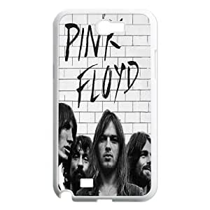 Custom Rock band Pink floyd Hard Plastic phone Case Cover For Samsung Galaxy Note 2 Case ART148979