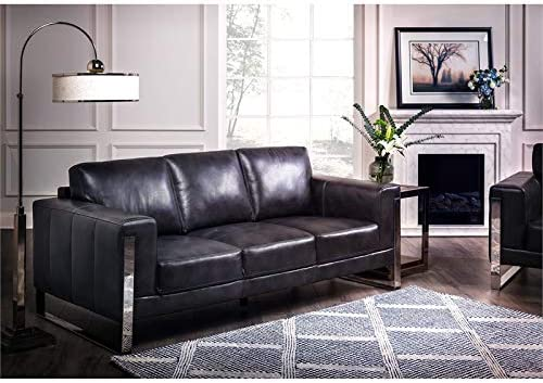 MAKLAINE Leather Sofa