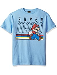 Nintendo Boys' Super Mario Classic Vintage Throwback...