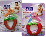 Auto Flow Water Filled Toy Teether - Strawberry