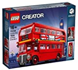 LEGO Creator Expert London Bus 10258 Building Kit...