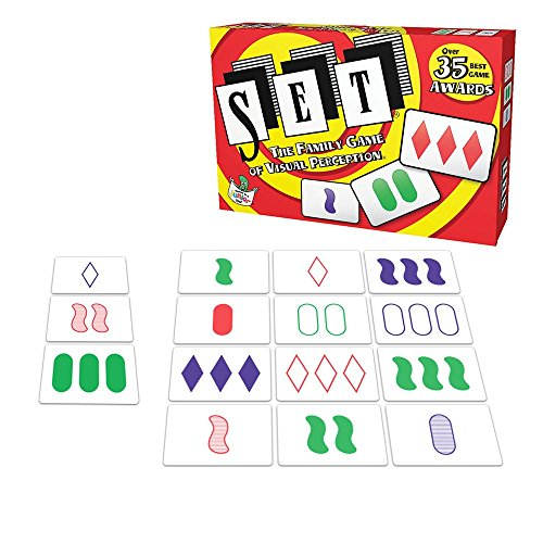 SET: The Family Game of Visual Perception by SET Enterprises (Image #2)