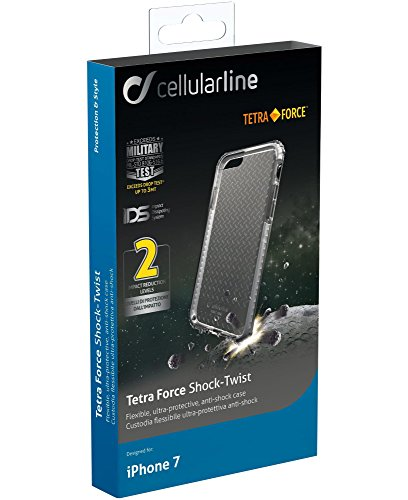 Cellularline Tetra Force chocs Twist Coque avec double protection pour Apple iPhone 7