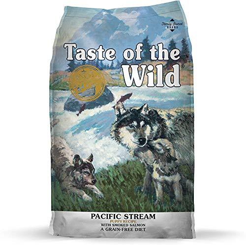 🥇 Taste Of The Wild 5.6Kg Pacific Stream Puppy Formula 5600 g