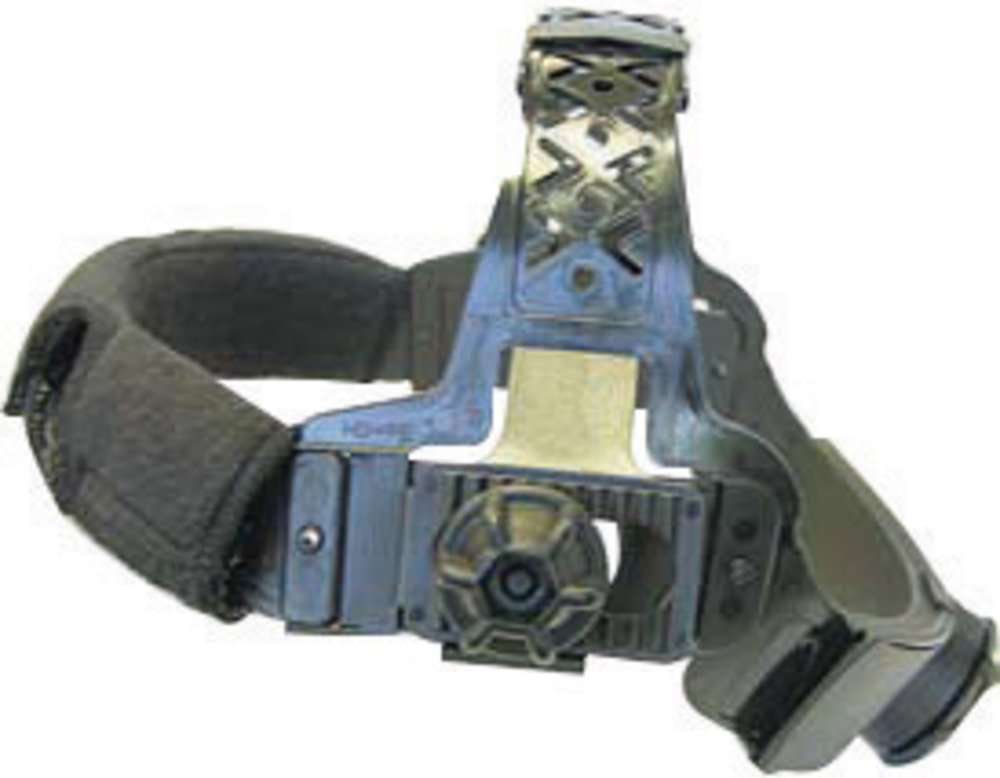 Radnor 64005119 Comfa-Gear Deluxe Ratchet Headgear with Sweatband, English, 70.56 fl. oz, Plastic, 1 x 1 x 1