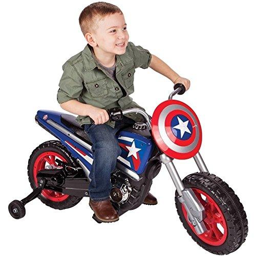 Walmart Toys For Boys Avengers : Huffy marvel captain america v battery powered kids