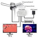 TV Antenna, Vansky Outdoor Amplified Digital HDTV