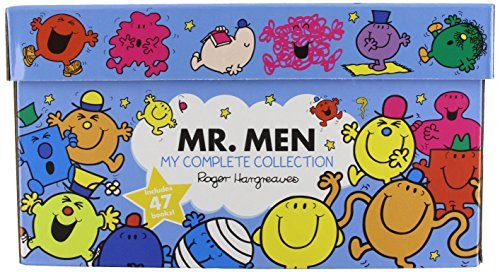 Mr Men My Complete Collection Box Set by Egmont Books Ltd (Image #2)