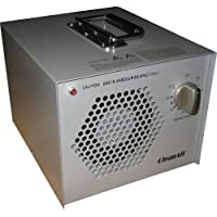 Ozone Generator Air Purifier 4G/O3 Hour Output - 5000 SF Coverage - Sanitize Purify Odors Mold Mildew