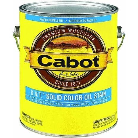 Amazon.com: Cabot Samuel 6708 – 07 Gal VOC Med Quitamanchas ...