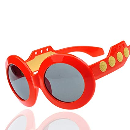 QYY Polarizador Infantil niños y niñas Gafas de Sol ...