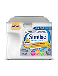 Similac Pro-Advance Infant Formula with Iron, with 2'-FL HMO, For Immune Support, Baby Formula, Powder, 23.2 ounces (Single Tub) BOBEBE Online Baby Store From New York to Miami and Los Angeles