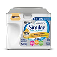 Similac Pro-Advance Infant Formula with Iron, with 2'-FL HMO, For Immune Supp...