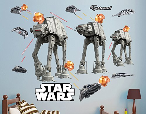 Fathead Battle of Hoth Collection Real Decals - 92-92194