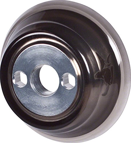 Hub 14 Mm Axle (Animal PYN Rear Hub Guard Black for 14mm Axles)
