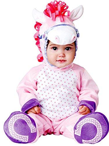 InCharacter Baby Girls Pretty Pony Costume