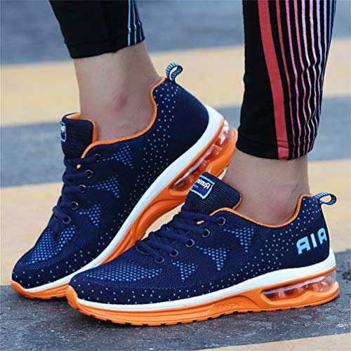 Flarut Para De Zapatillas Azul Running Mujer ZwPZ8qrH