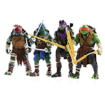 Amazon.com : 4pic/set 2015 new Teenage Mutant Ninja Turtles ...