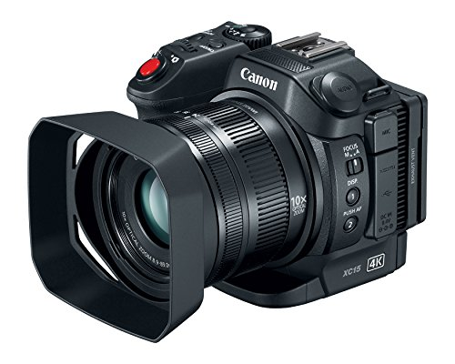 Canon XC15 4K UHD Professional Camcorder for sale  Delivered anywhere in USA