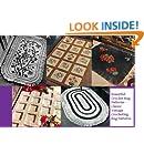 Bonitos patrones de alfombra de Crochet – Vintage Classic tejer patrones de alfombra (Spanish Edition)