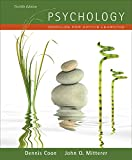 Psychology - Modules for Active Learning, Coon, Dennis and Mitterer, John O., 1111343578
