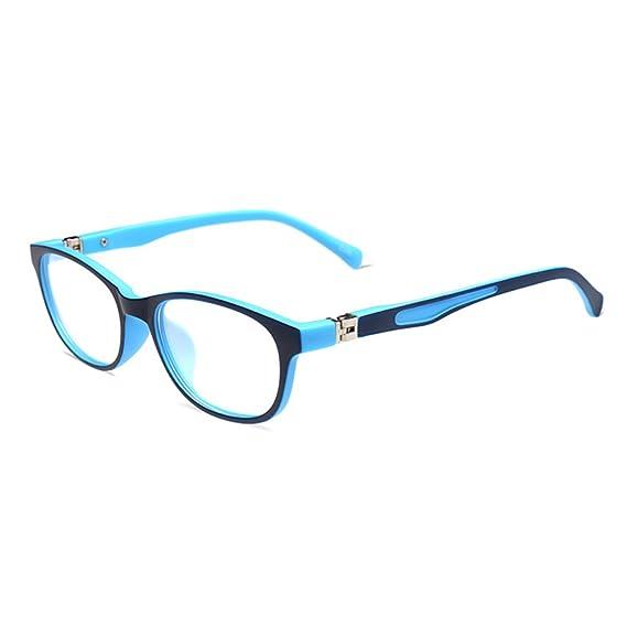 Hibote Gafas para niños - TR90 Ultralight - Gafas de lentes ...