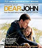 Dear John (Limited Edition Blu-ray & DVD Combo Pack)