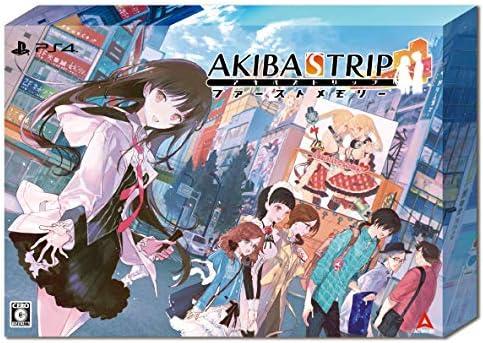 AKIBAS TRIP ファーストメモリー 初回限定版 10th Anniversary Edition 初回購入特典(外付けクリアシール) 付