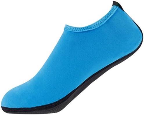 UK New Women Men Water Shoes Aqua Socks Diving Socks Wetsuit Non-slip Swim Beach