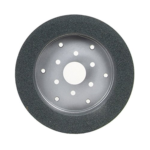 Cylinder Grinding Wheel, 10 In Dia, SC, 60G by Norton Abrasives - St. Gobain