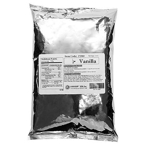 Smoothie Mix Products, Slushie Flavors, and Milk Tea Powder Smoothies Tea Zone (Vanilla) - Coffee Yogurt