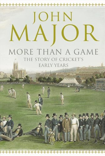 Book cover for More Than A Game